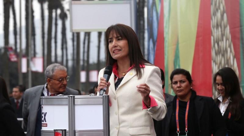Perú avanza hacia nuevos TLC con diversos países, señala ministra Silva