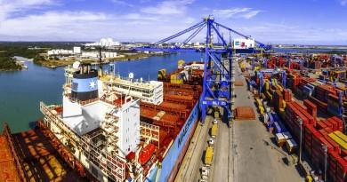 Lanzan licitación para dragado del Puerto de Altamira