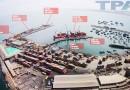 En el puerto de Arica contenedores apilados serían un riesgo latente ante un tsunami