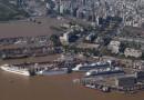 """Habilitarán dársena """"E"""" del puerto de Buenos Aires para cargas y descargas de buques paraguayos"""