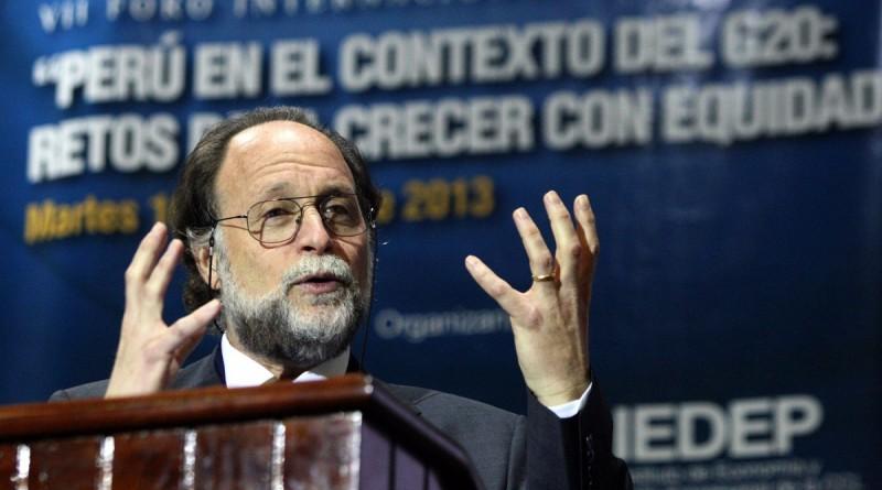 Hausmann: Perú estableció consenso sobre prioridad de diversificación productiva