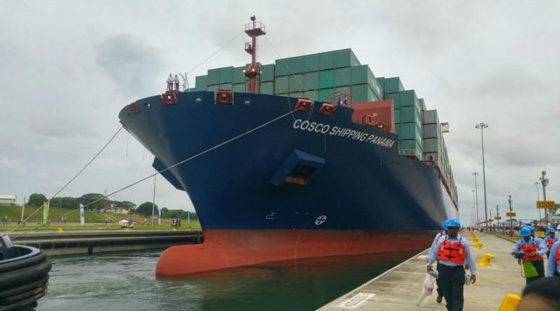 Ampliación del Canal de Panamá beneficiará al 50% de la carga exportadora peruana