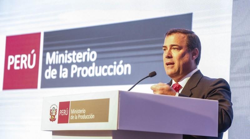 Giuffra: Pesca tiene ahora rol protagónico en crecimiento de la economía