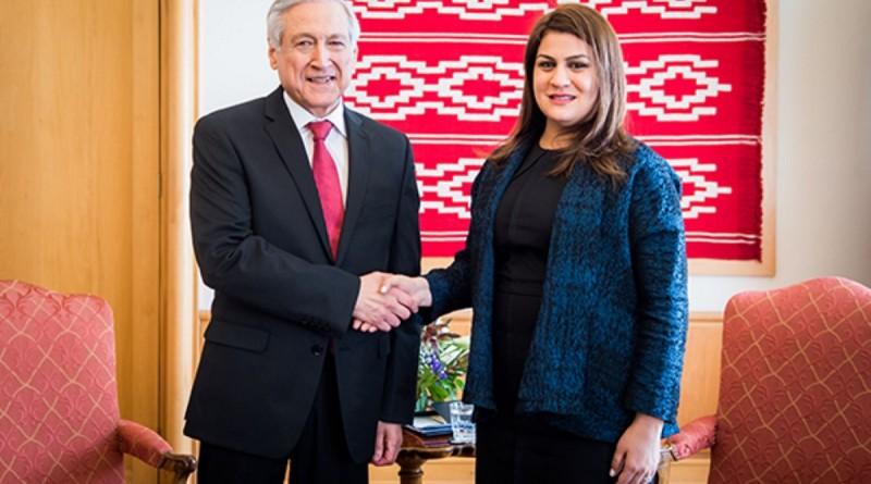 Honduras pide formalmente integrarse a la Alianza del Pacífico