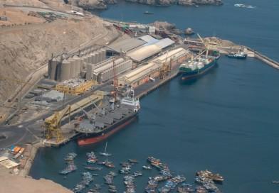 MMG ya no cuenta con inventarios de cobre en puerto de Matarani