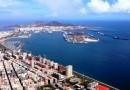 El Conjunto de puertos españoles invirtio 265 millones en infraestructura hasta agosto