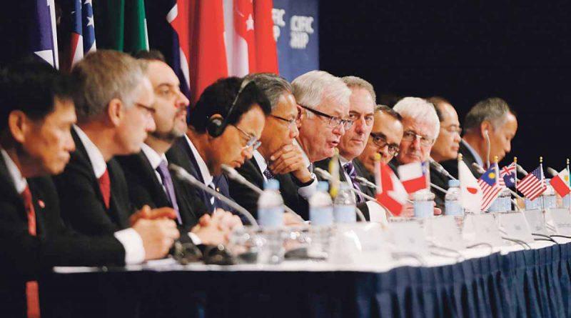 Países del TPP buscan consenso sobre acceso a mercados en reunión de APEC