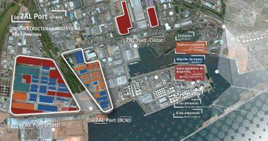 El puerto de Valencia muestra satisfacción por el acuerdo para desbloquear la ZAL