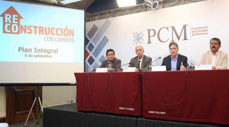 Reconstrucción del Perú: El problema no es de recursos sino de capacidad de ejecución del Estado