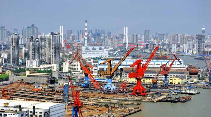 shangai-china-portuaria