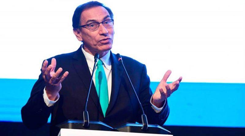 Martín Vizcarra: el gobierno debe cumplir su rol para que se acepten proyectos mineros