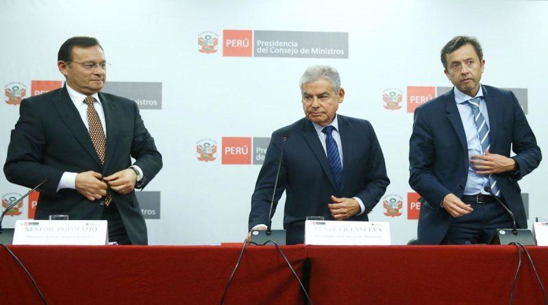 Consejo de Ministros aprobó decreto para reactivar la economía