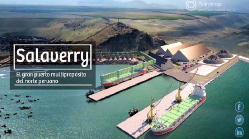 Modernización del Puerto Salaverry impulsará ingreso de turistas de cruceros