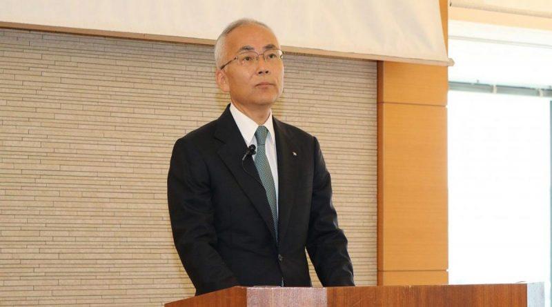NYK-President-tadako