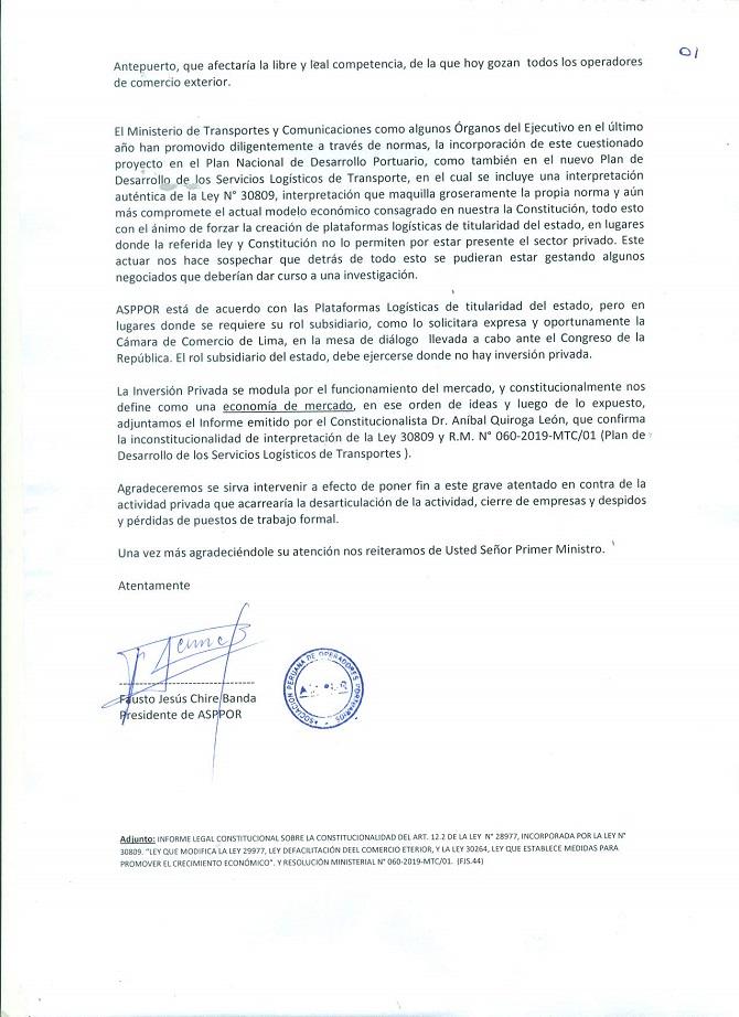 Oficio Asspor - Consejo Ministros_Página_2