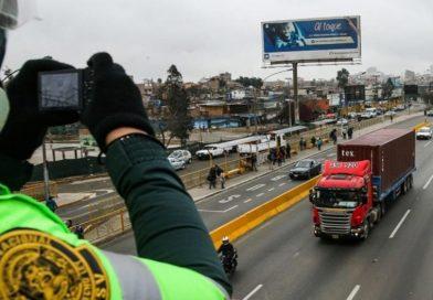 MTC: Se multiplicará por diez el tránsito de camiones en Lima