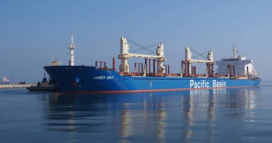 Dry bulk markets are strengthening, says Pacific Basin