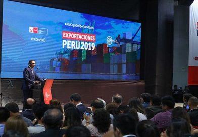 Vizcarra destaca mayor oferta exportable del Perú