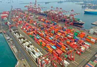 Recepción de naves en los puertos del país se incrementó en 6.3% durante el mes de marzo, respecto al año anterior