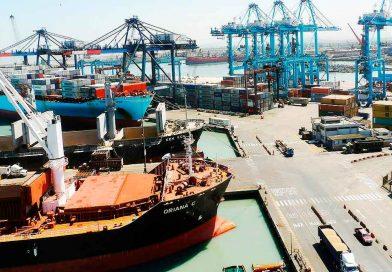 Congestión de naves en el Muelle Norte del Callao se agudiza