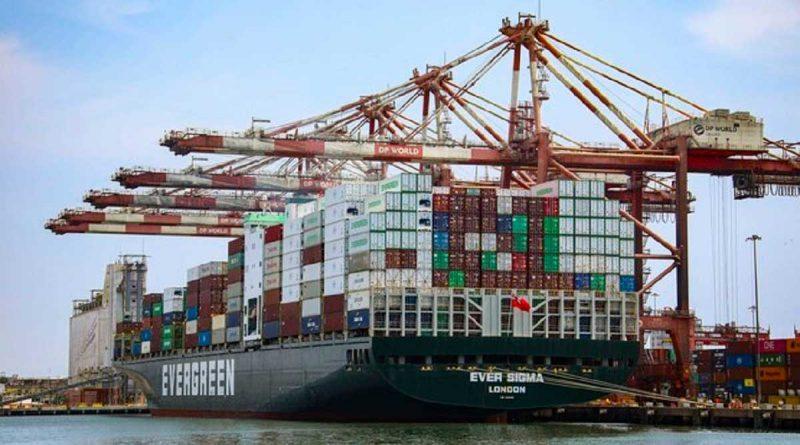 Se transportaron más de 1216 toneladas de carga fraccionada en cabotaje marítimo al puerto de Ilo en los últimos 6 meses